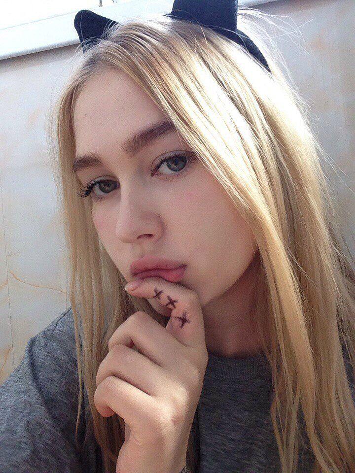 вебкам модель Eva